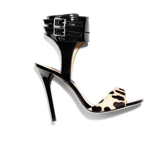 H&M Shoes - Jimmy Choo & H&M Leopard print Stiletto heel